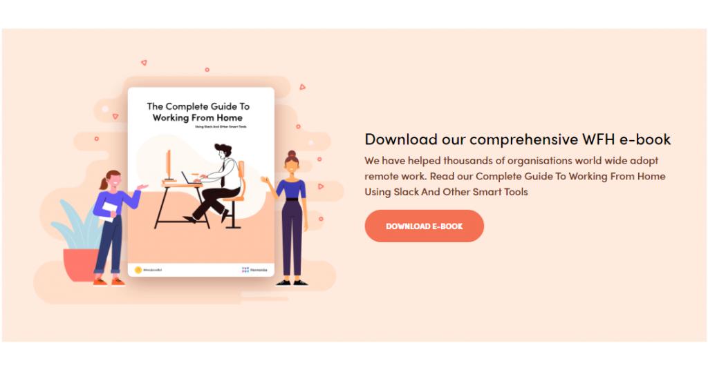 Comprehensive Work from Home (WFH) e-book