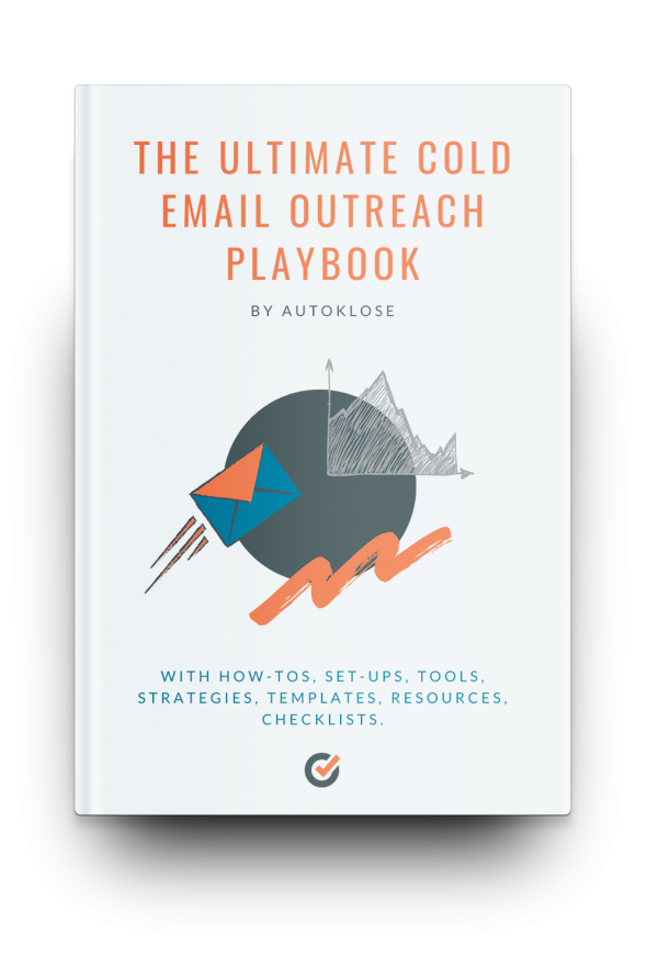 The Ultimate Cold Email Outreach Playbook Free Book